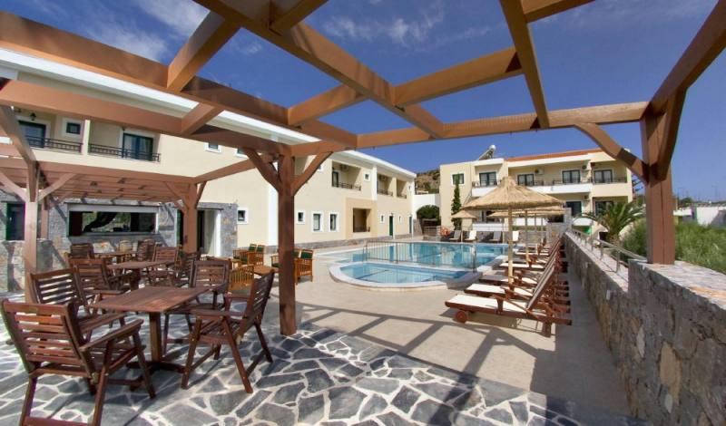 Hotel Dias - Stalis - Heraklion Kreta